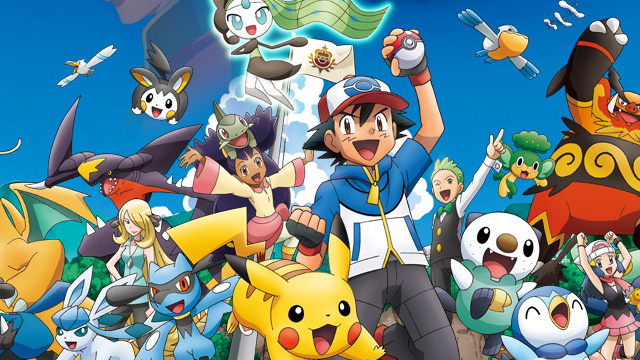 Pokemon: Top Five of the Game Series