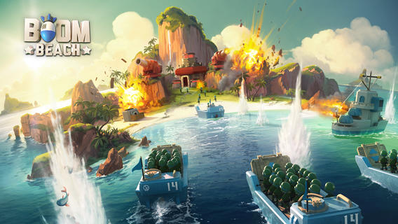 Boom Beach Walkthrough and Strategy Guide