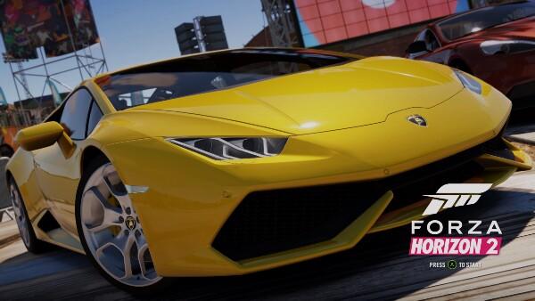 Forza Horizon 2 Walkthrough and Guide