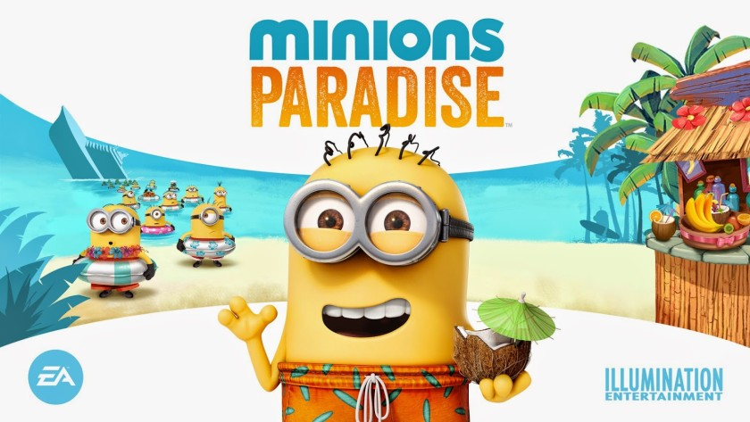 Minions Paradise Walkthrough and Guide