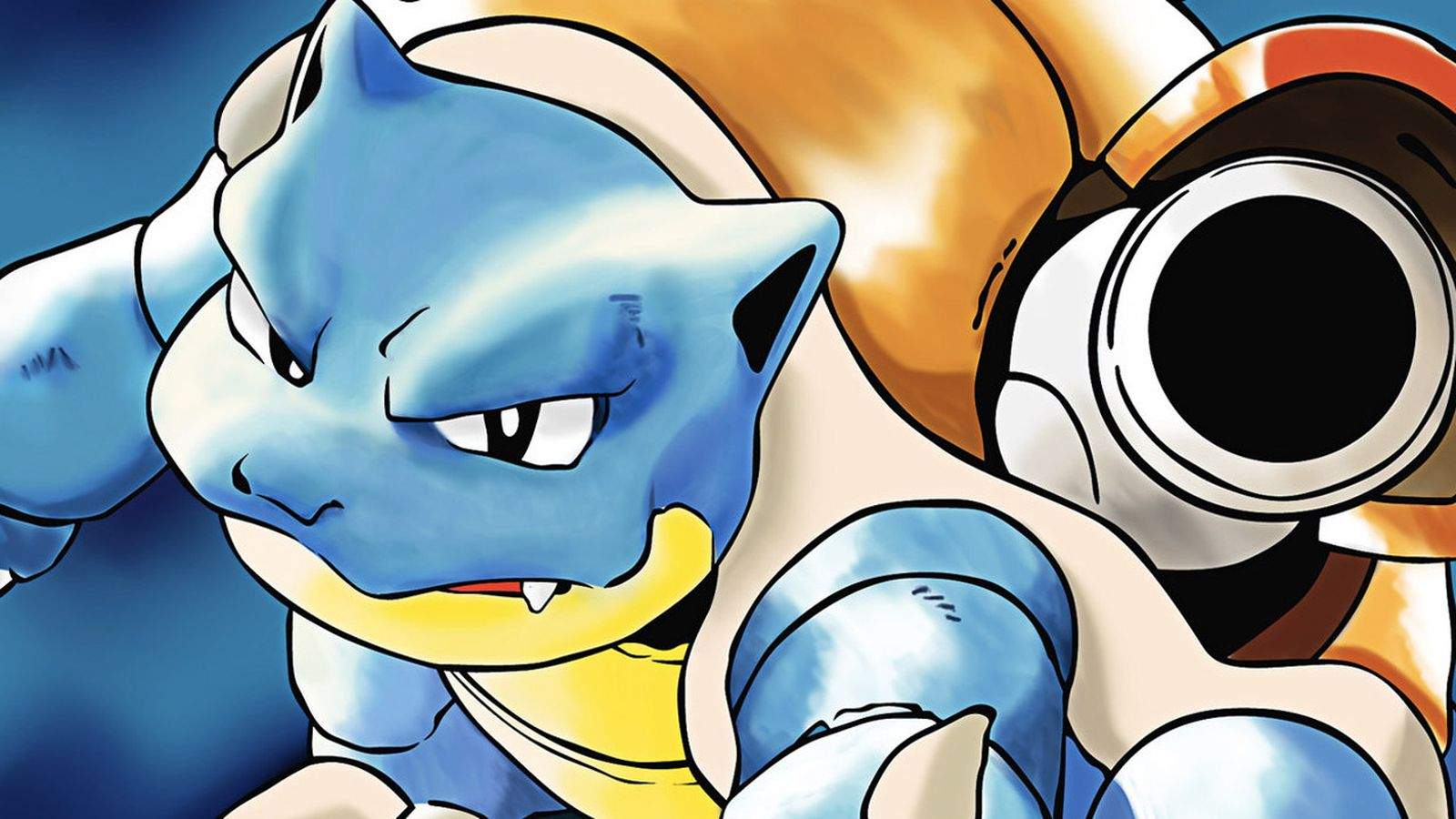 Pokemon Blue Guide