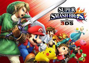 Super Smash Bros. Walkthrough