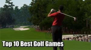 Top 10 Golf Games