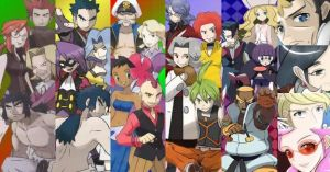 Top 10 Pokemon Elite Four Members
