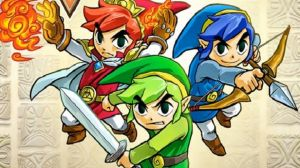 The Legend of Zelda: Tri Force Heroes Walkthrough and Guide