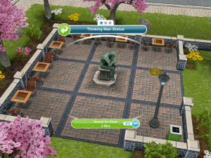 The pirate and his goddess the sims freeplay