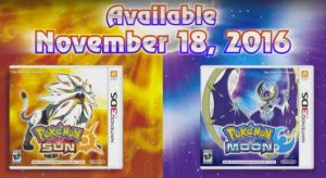 Pokemon Sun & Moon Demo Now Live