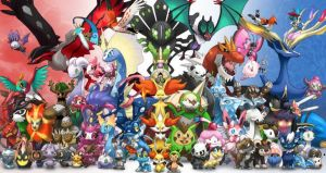 Top Ten Kalos Pokemon That Should Have A Mega Evolution