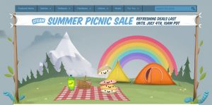 Steam summer sale offers us a tasty picnic