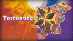 Tortunator The Newest Addition To Pokemon Sun & Moon