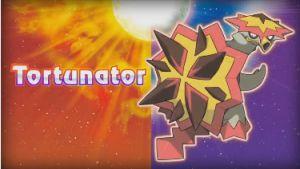 Tortunator The Newest Addition To Pokemon Sun & Moon