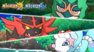 Pokemon Sun & Moon Final Starter Evolutions Revealed