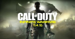Infinite Warfare has started today