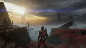 Mass Effect Andromeda Game Play Trailer released