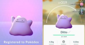 Ditto Finally Released In Pokemon GO