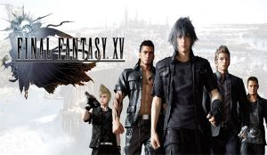 Final Fantasy XV Released Worldwide