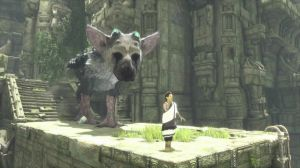 The Last Guardian is finaly here