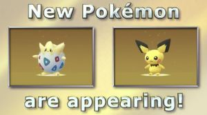 Pokemon Johto Coming To Pokemon GO