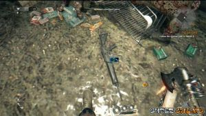 how to get guns early in dying light