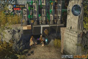 Lego Lord Of The Rings Free Play Amon Hen