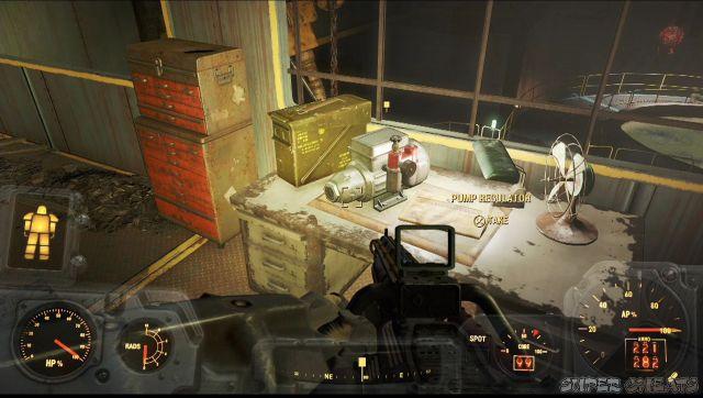 fallout 4 find the brewing machine