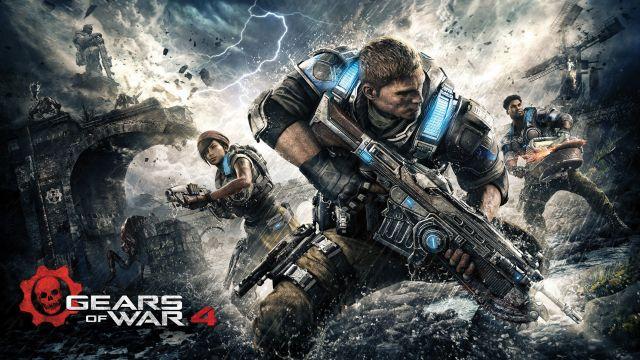 Gears of War 4 - Prologue Play-through