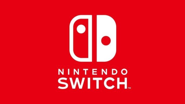 Nintendo announce the Switch coming March 2017