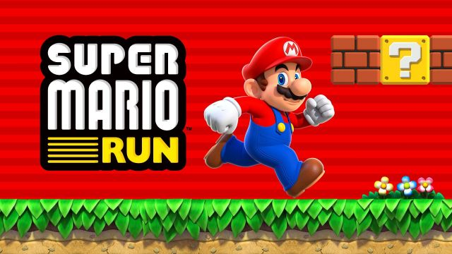 Super Mario to run on to mobile