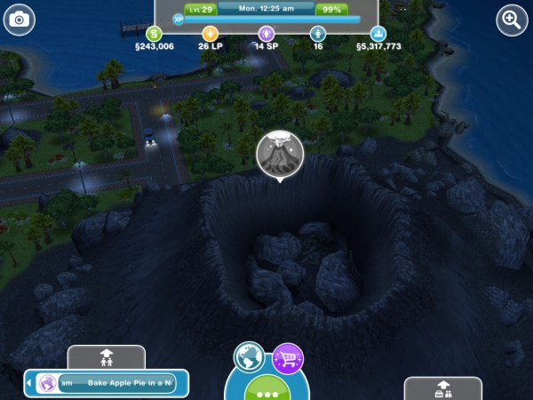 Sims Freeplay Mystery Island Treasure Chest