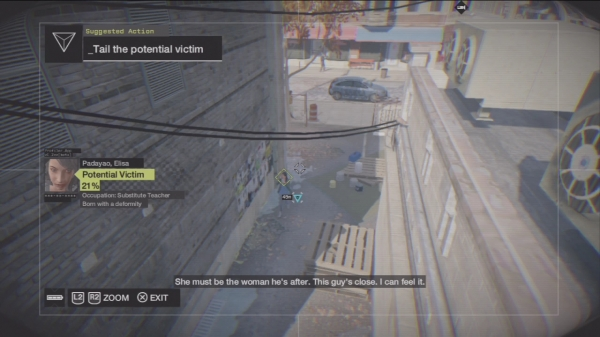 Crime Detected Watch Dogs