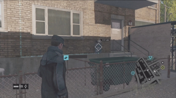 Watch Dogs  Hack Invasion