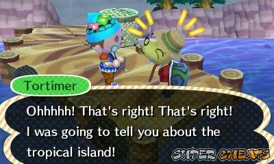 Unlock Island Animal Crossing New Leaf
