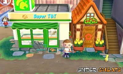 Nookling Stores Animal Crossing New Leaf