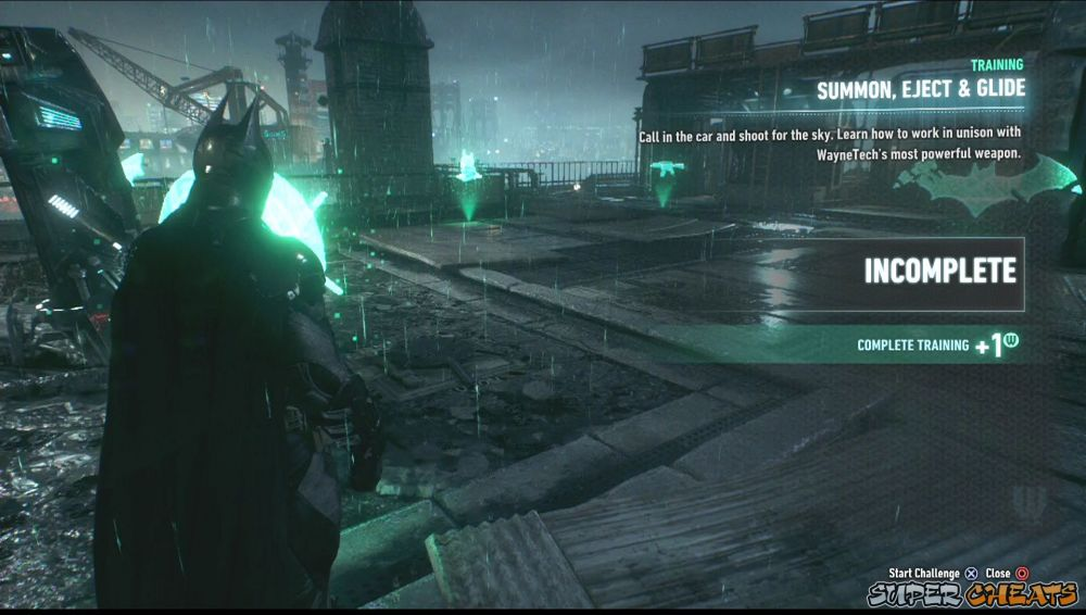 batman arkham knight how to get more upgrade points