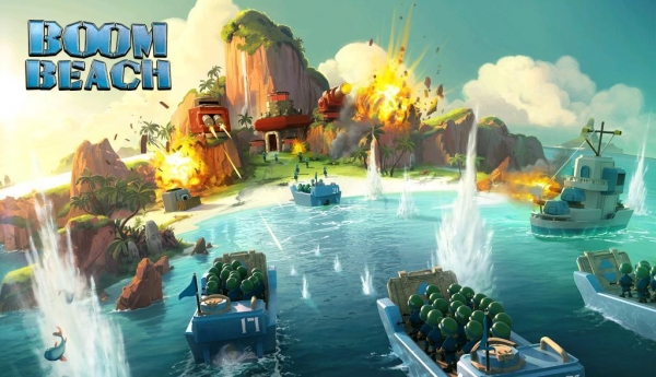 82nd Airborne - Boom Beach Clan Page