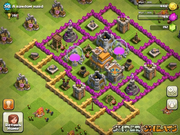 Clash of Clans Best Bases