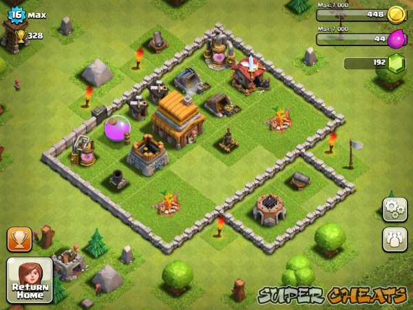 Best Clash of Clans Base Layouts