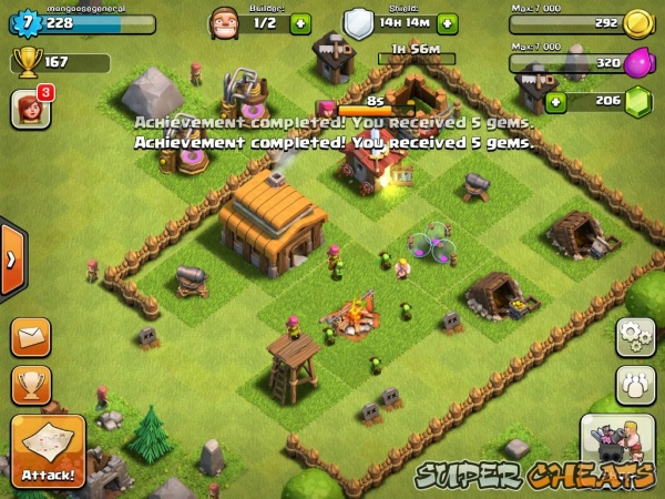 Clash of clans builder hut