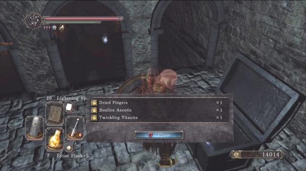 Dark Souls  Bracing Knuckle Ring