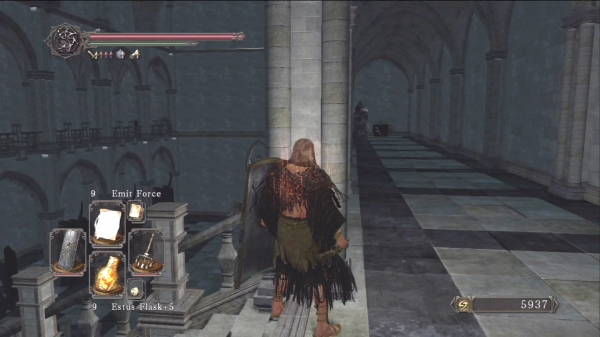 how to get to drangleic castle in dark souls 2