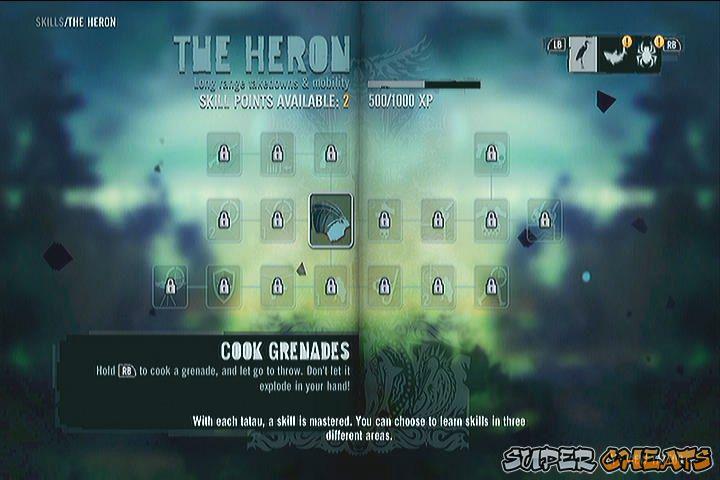 Far cry 3 all recipes