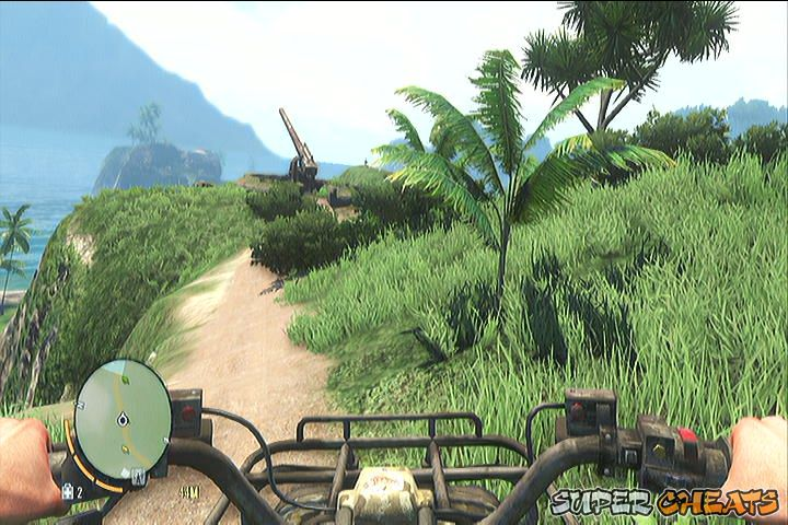far cry 3 how to get japanese tanto