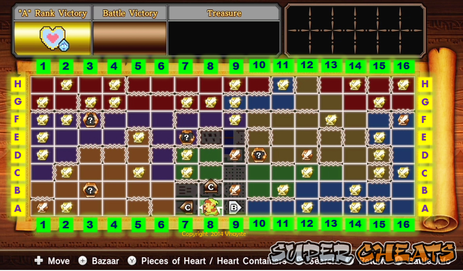 Row 1 - Hyrule Warriors Wiki Guide - IGN