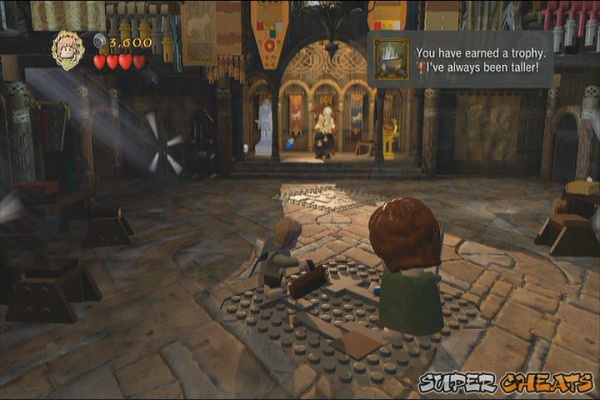Lego Lord Of The Rings Moria  Minutes