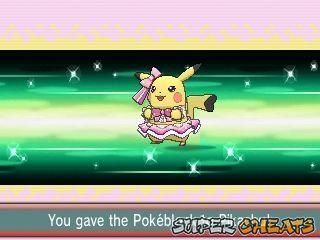 Pokeblocks Pokemon Omega Ruby