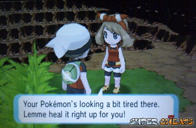Special Demo Walkthrough Pokemon Omega Ruby