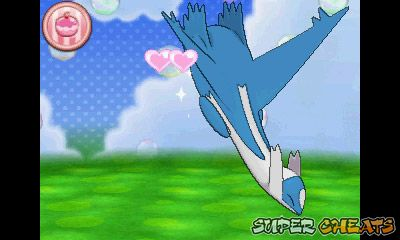 how to fly on latios omega ruby