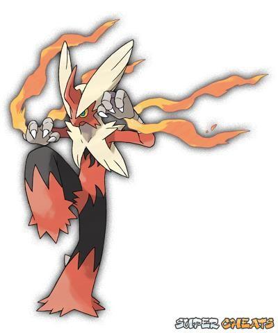 Torchic pokemon omega ruby - Pokemon mega evolution blaziken ...