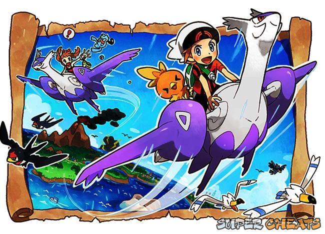 pokemon omega ruby walkthrough pdf