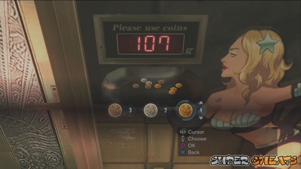 Resident Evil Revelations Casino Coins Weight